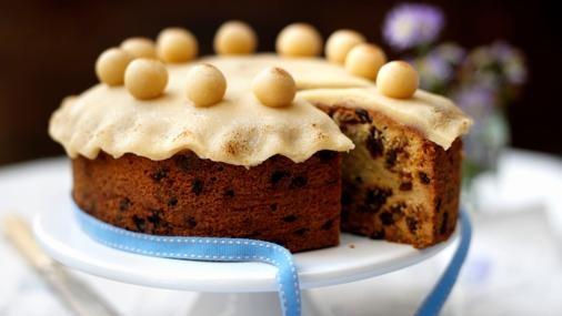 Recipe: Easter Simnel Cake