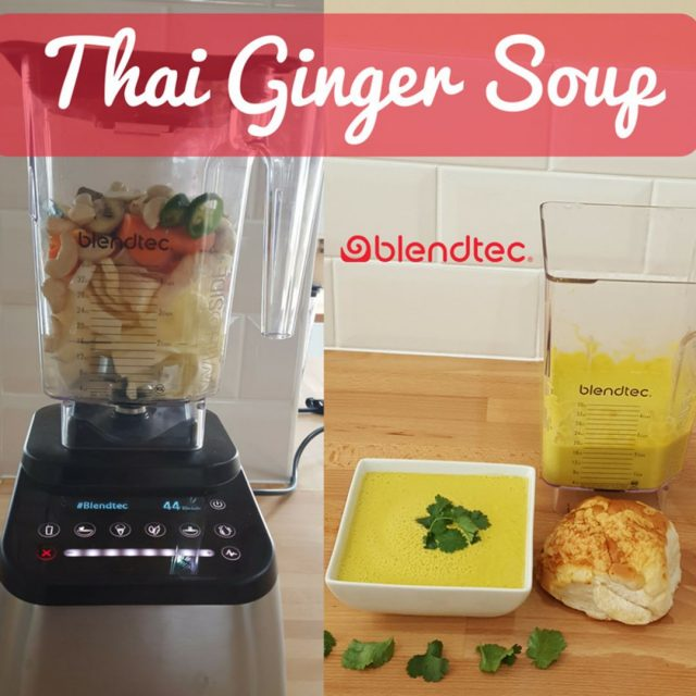 This delicious Thai Ginger Soup can be made in yourhellip