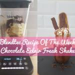 Blendtec Recipe Of The Week: Chocolate Eclair Freakshake