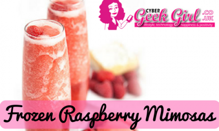 Blendtec Recipe Of The Week: Frozen Raspberry Mimosas