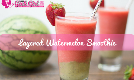Blendtec Recipe Of The Week: Layered Watermelon Smoothie