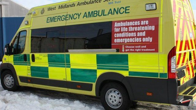 An Open Letter to the West Midlands Ambulance Service and Worcestershire Acute NHS Trust
