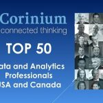 Corinium Global Intelligence Releases Their First Top 50 Data and Analytics Professionals (USA and Canada) Report