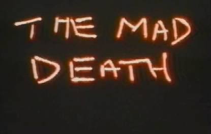 Review: The Mad Death – 3 Part BBC Scotland Series from 1983