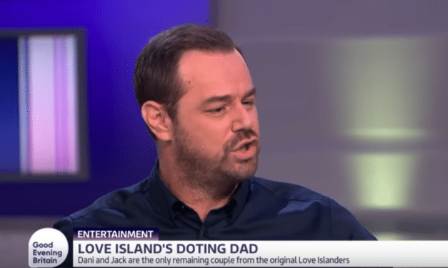 Video: Danny Dyer on Good Evening Britain