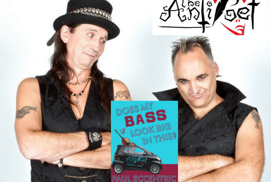 "Review: ""Does My Bass Look Big in This? The Antipoet – The First Ten Years"" by Paul Eccentric"