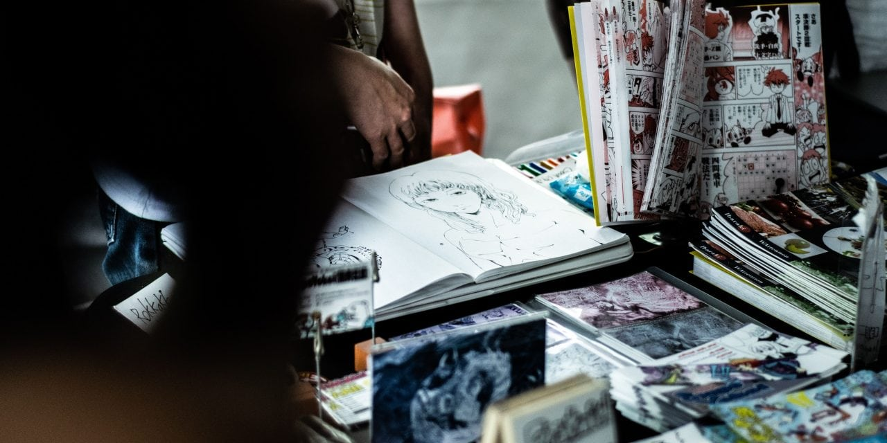 How to Create Your Own Comic Book